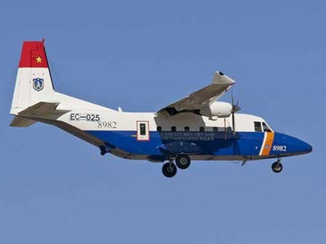 Quân đội tập trung tìm kiếm máy bay CASA mất liên lạc - 1