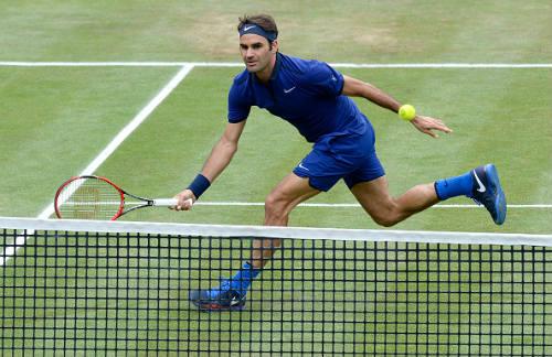 Federer - Jaziri: Kinh nghiệm lên tiếng (V2 Halle Open) - 1