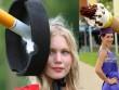Bộ sưu tập mũ độc, lạ, hài hước ở trường đua ngựa Anh