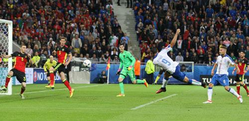 Italia – Thụy Điển: Thành bại ở Ibrahimovic - 1