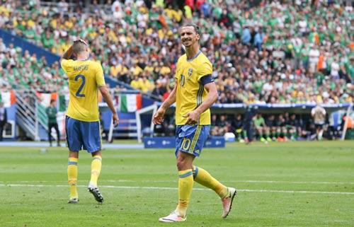 Italia – Thụy Điển: Thành bại ở Ibrahimovic - 2