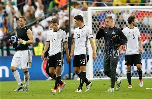 ĐT Đức và hội chứng kỳ lạ ở các giải đấu lớn - 1