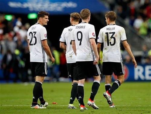 ĐT Đức và hội chứng kỳ lạ ở các giải đấu lớn - 2