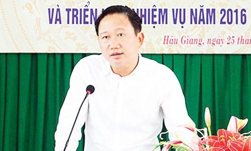 Hết là Phó CT Hậu Giang, ông Trịnh Xuân Thanh làm gì? - 1