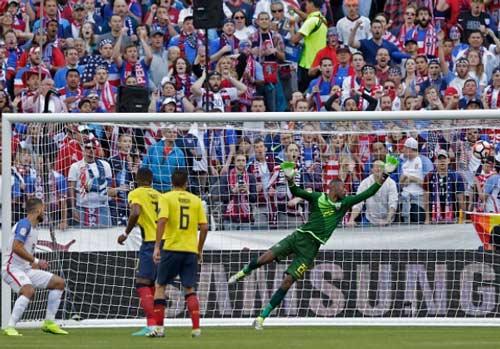 Video My vs Ecuador - 1