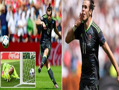 Video HOT EURO 17/6: Bale đi vào lịch sử - 1