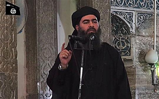 """IS """"giấu xác"""" thủ lĩnh Al-Baghdadi vì sợ nhụt chí? - 1"""