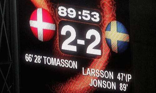 Italia và Thụy Điển - 2