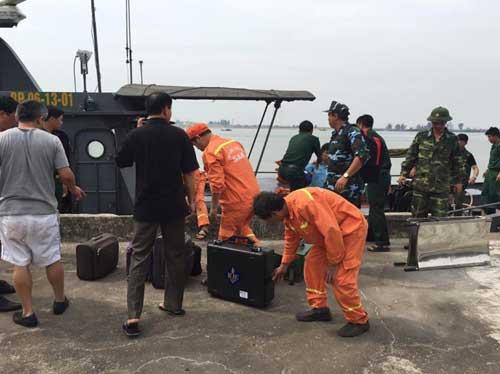 Máy bay Su 30 mất tích - 1