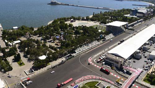 F1, Azerbaijan GP 2016: Tổng tấn công kẻ thống trị - 1