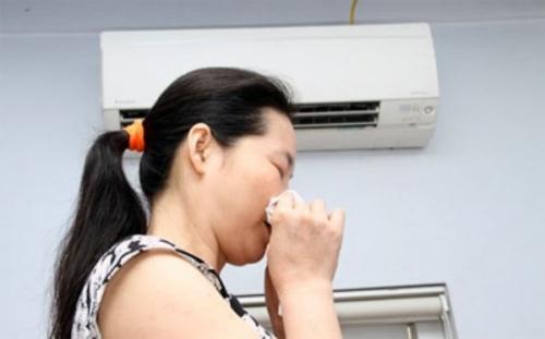 Những loại bệnh hiểm nguy do ngồi điều hòa quá lạnh - 2