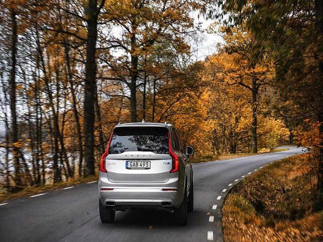 Ra mắt phiên bản Volvo XC90 Polestar mạnh mẽ - 1