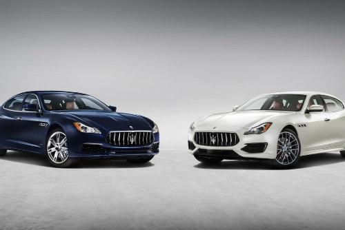 Maserati Quattroporte 2017 lộ diện, thách thức Audi A8 - 1