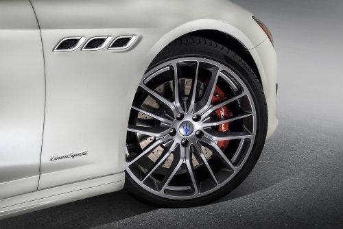 Maserati Quattroporte 2017 lộ diện, thách thức Audi A8 - 2