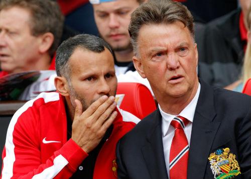 """Mourinho đẩy Giggs khỏi MU vì sợ bị """"đâm lén"""" - 2"""