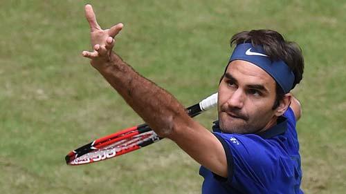 Federer – Goffin: Gừng già rất cay (TK Halle Open) - 1