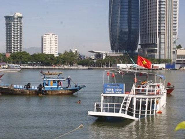 Khởi tố, bắt giam chủ tàu chìm trên sông Hàn - 1