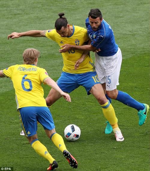 Video Italia vs Thuy Dien - 1