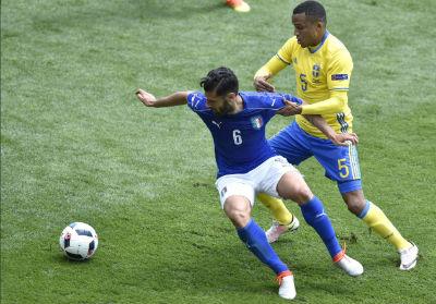 Chi tiết Italia - Thụy Điển: Quá muộn để cứu vãn (KT) - 8