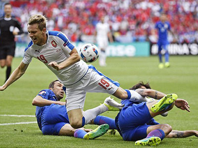 Chi tiết CH Séc – Croatia: Sai lầm khó tha (KT) - 6