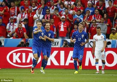 Chi tiết CH Séc – Croatia: Sai lầm khó tha (KT) - 7