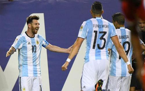 """Argentina – Venezuela: Từng bước tới """"thiên đường"""" - 1"""