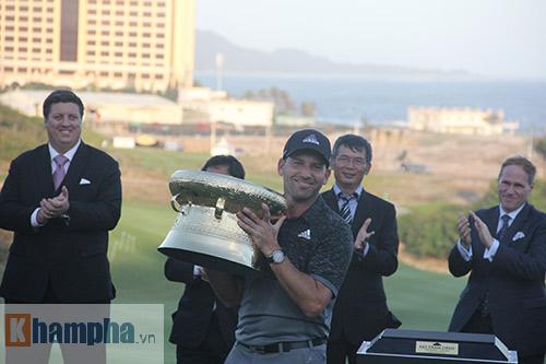 """Chờ """"sao bự"""" đổ bộ giải golf triệu đô ở Việt Nam - 1"""
