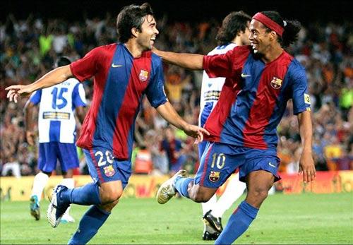 """""""Ronaldinho tài năng thiên bẩm hơn Messi & Ronaldo"""" - 1"""
