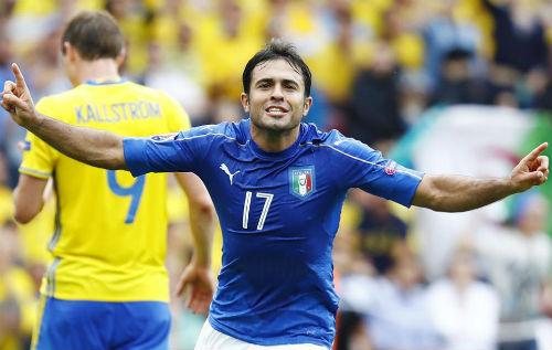 Ảnh đẹp Euro 18/6: Ý, Tây Ban Nha mở hội trên đất Pháp - 3