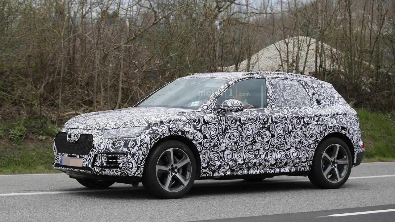 Audi SQ5 2018 sẽ trang bị hệ thống máy nén điện 48V - 1