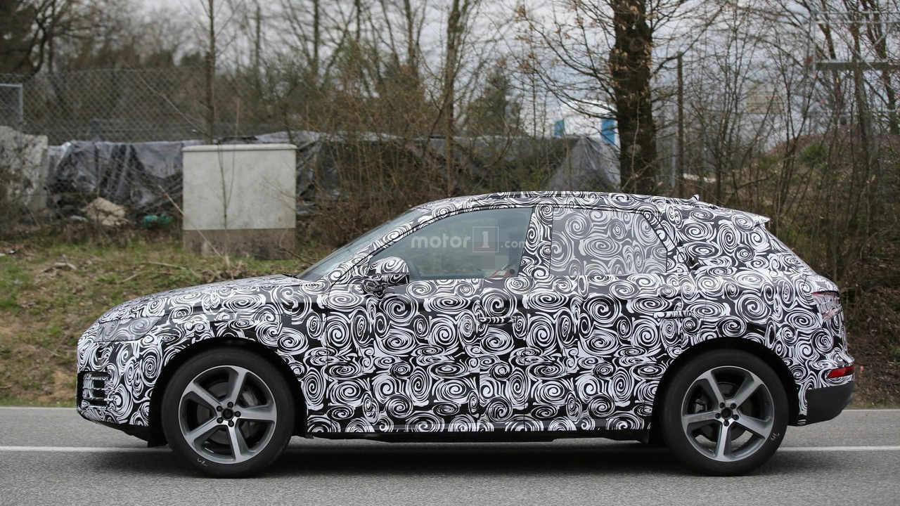 Audi SQ5 2018 sẽ trang bị hệ thống máy nén điện 48V - 2