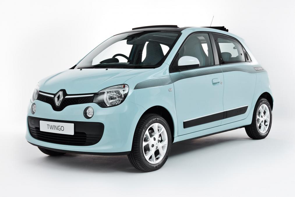 """Ngắm Renault Twingo """"The Color Run"""" bản đặc biệt mới - 3"""