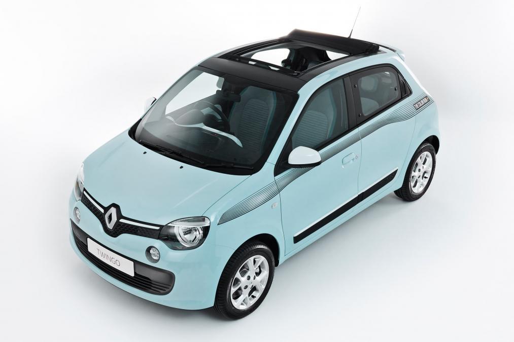 """Ngắm Renault Twingo """"The Color Run"""" bản đặc biệt mới - 5"""