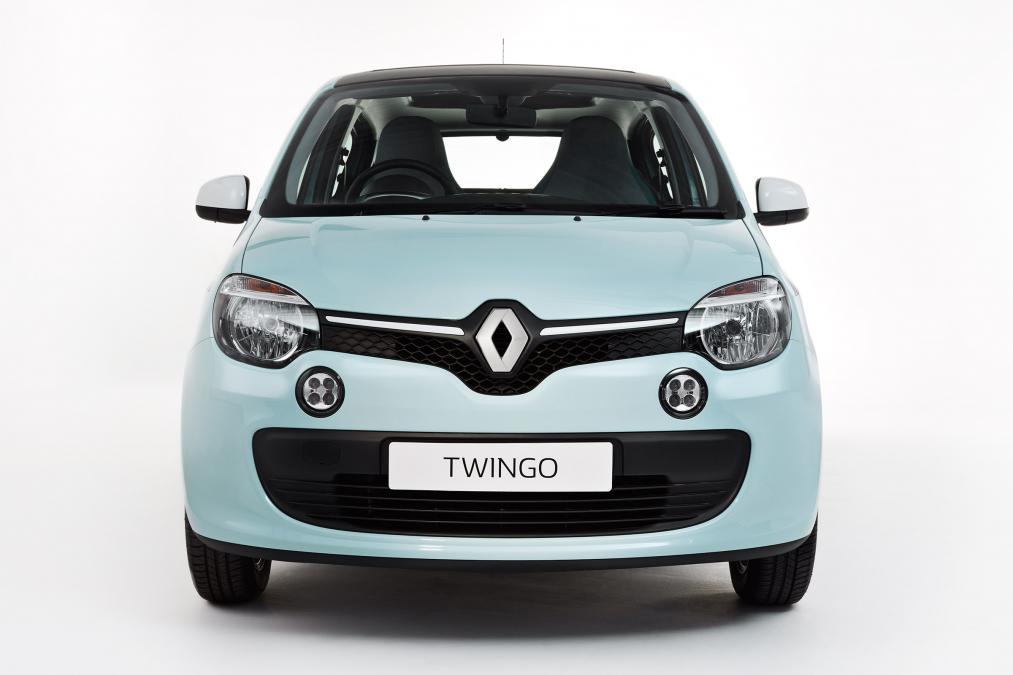 """Ngắm Renault Twingo """"The Color Run"""" bản đặc biệt mới - 6"""