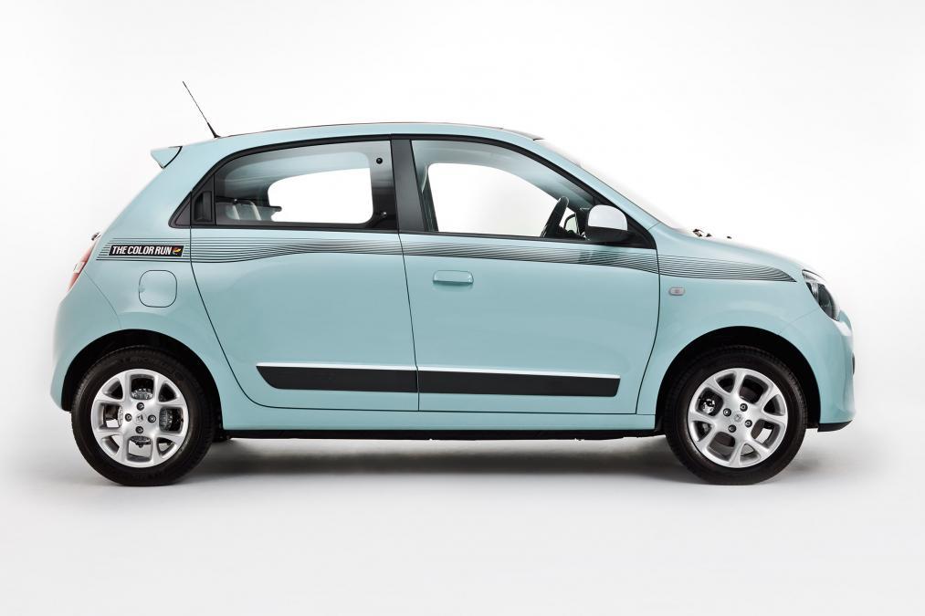 """Ngắm Renault Twingo """"The Color Run"""" bản đặc biệt mới - 7"""