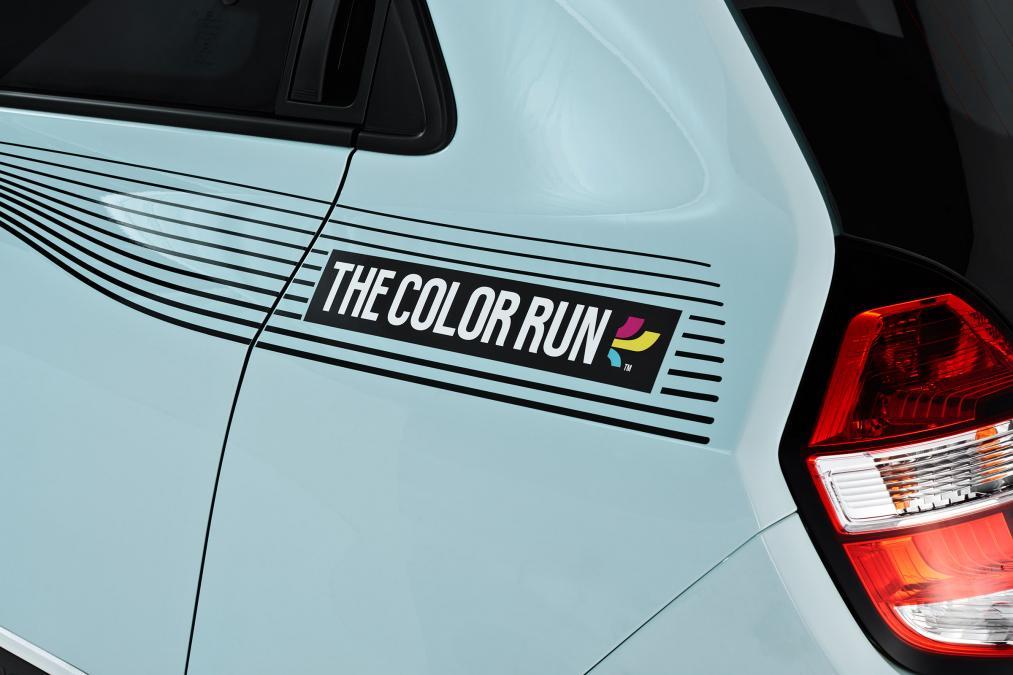 """Ngắm Renault Twingo """"The Color Run"""" bản đặc biệt mới - 8"""