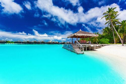 Hòn đảo đẹp nhất thế giới ngỡ như không tồn tại - 3