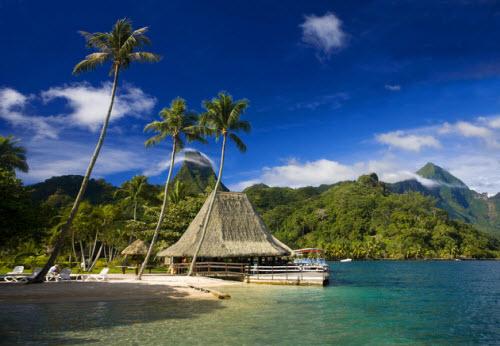 Hòn đảo đẹp nhất thế giới ngỡ như không tồn tại - 4
