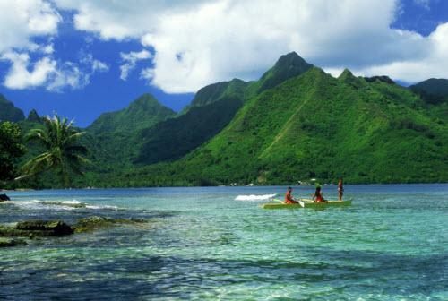 Hòn đảo đẹp nhất thế giới ngỡ như không tồn tại - 5