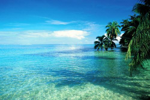 Hòn đảo đẹp nhất thế giới ngỡ như không tồn tại - 7