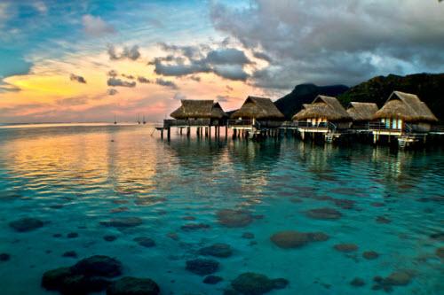 Hòn đảo đẹp nhất thế giới ngỡ như không tồn tại - 9