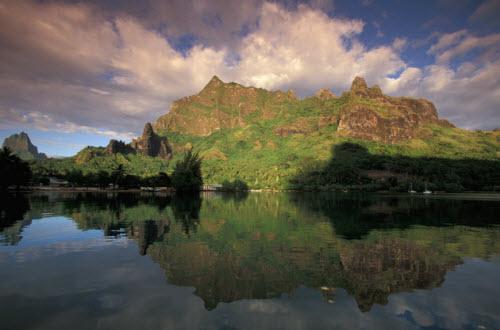 Hòn đảo đẹp nhất thế giới ngỡ như không tồn tại - 10