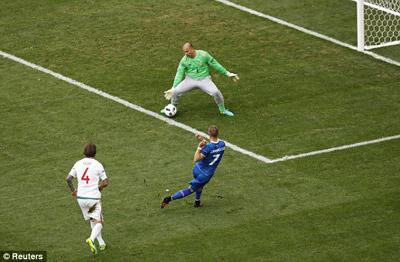 Iceland vs Hungary - 5