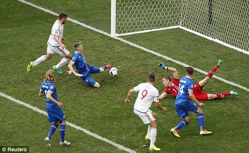 Video Iceland vs Hungary - 1