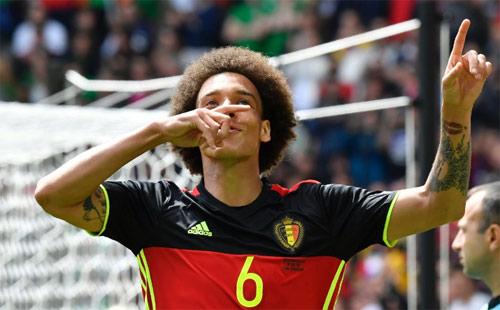 ĐT Bỉ cũng tiki-taka, phá kỷ lục Euro 36 năm - 1