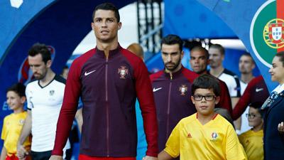 Chi tiết Bồ Đào Nha - Áo: Ronaldo đá hỏng phạt đền (KT) - 3