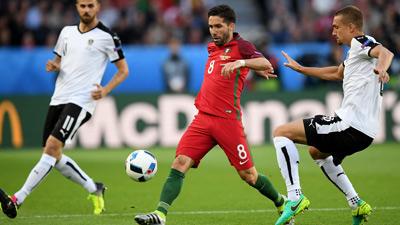 Chi tiết Bồ Đào Nha - Áo: Ronaldo đá hỏng phạt đền (KT) - 6