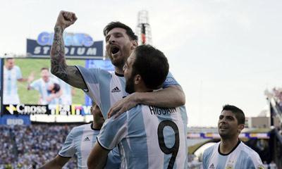 Chi tiết Argentina - Venezuela: 1 phút 2 bàn thắng (KT) - 3