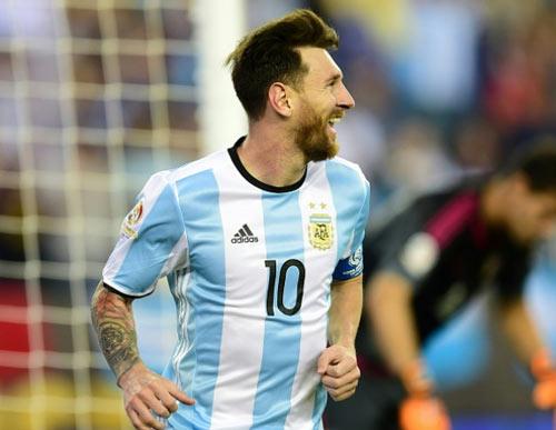 Argentina - Venezuela: Bùng nổ cùng Messi - 2
