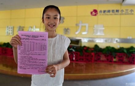 TQ: Bé gái 12 tuổi trở thành sinh viên trước khi tốt nghiệp tiểu học - 1